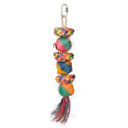 Rustic Treasures Bird Toy Cube Stacker - Large